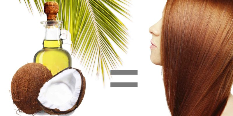 Benefits of Using Coconut Oil on Hair