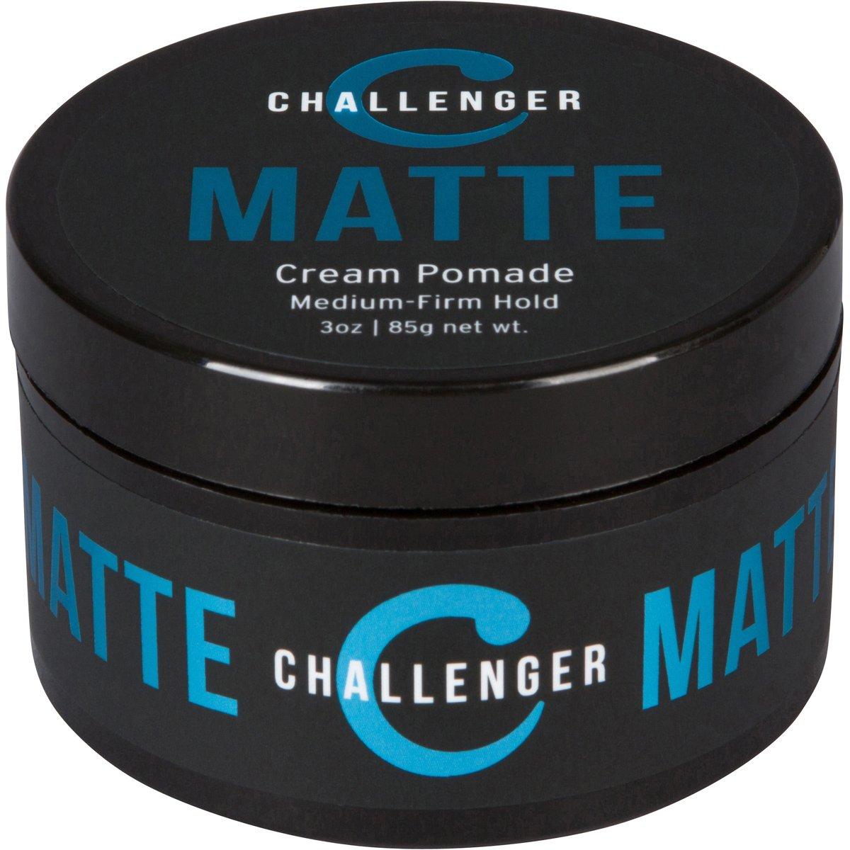 Challenger Matte Cream Pomade