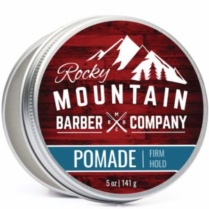 Rocky Mountain Barber Company Pomade