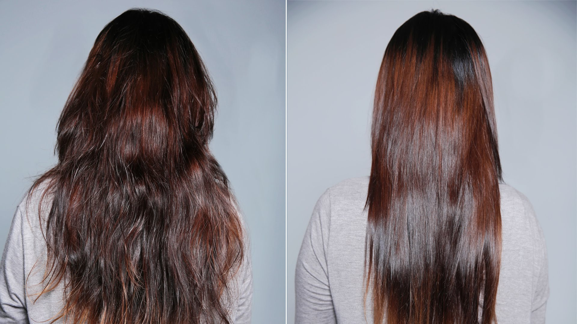 how to straighten hair without heat