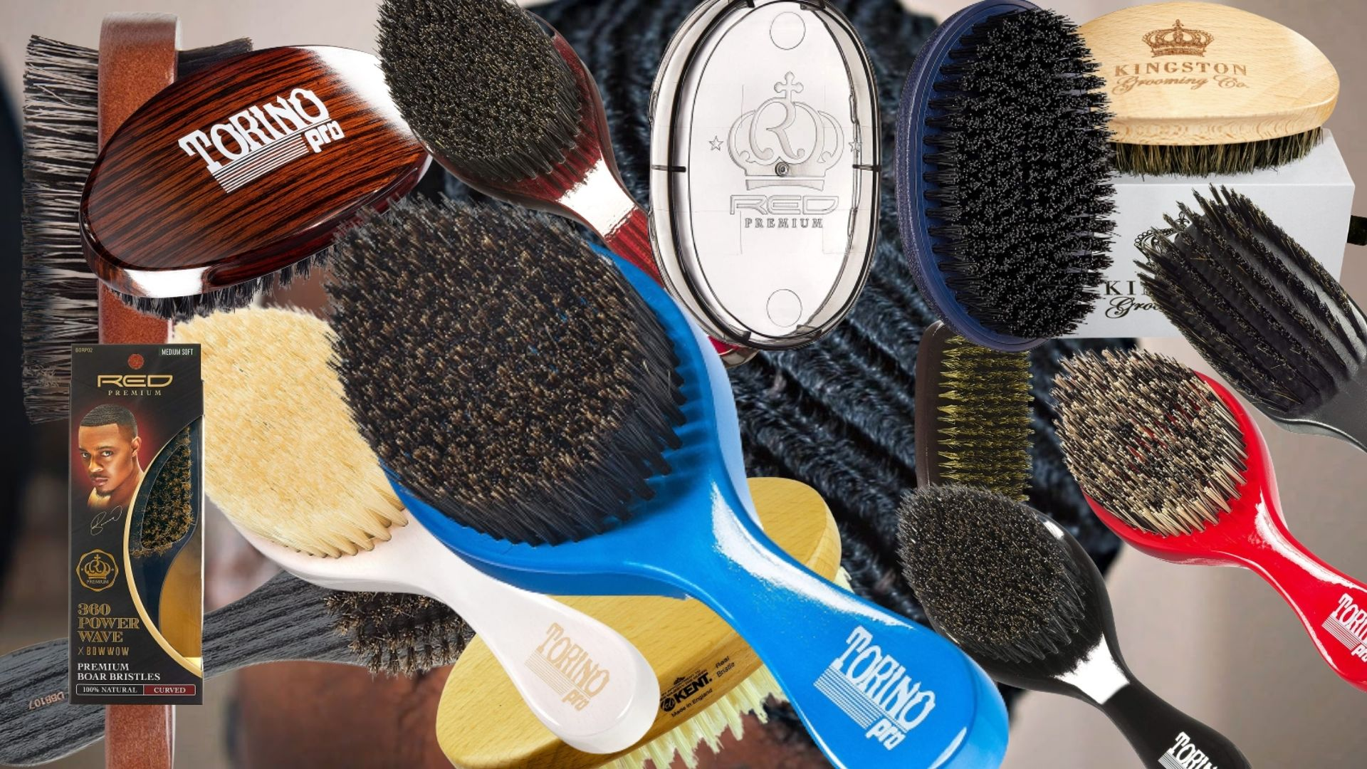 Best 360 Wave Brush for Fast Waves!