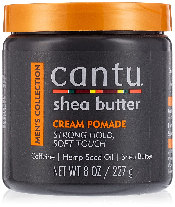 Cantu Shea Butter Men's Collection Cream Pomade