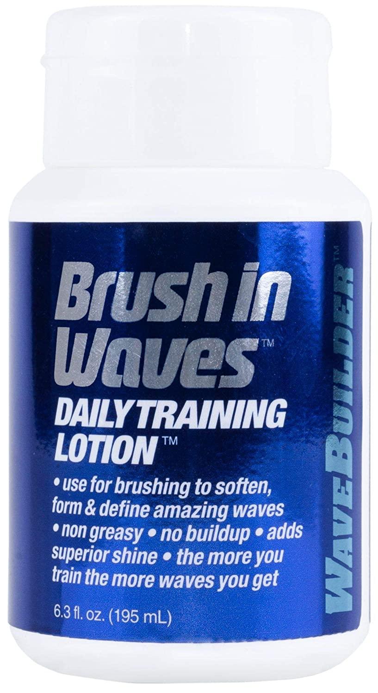WaveBuilder Brush In Waves Daily Training Lotion