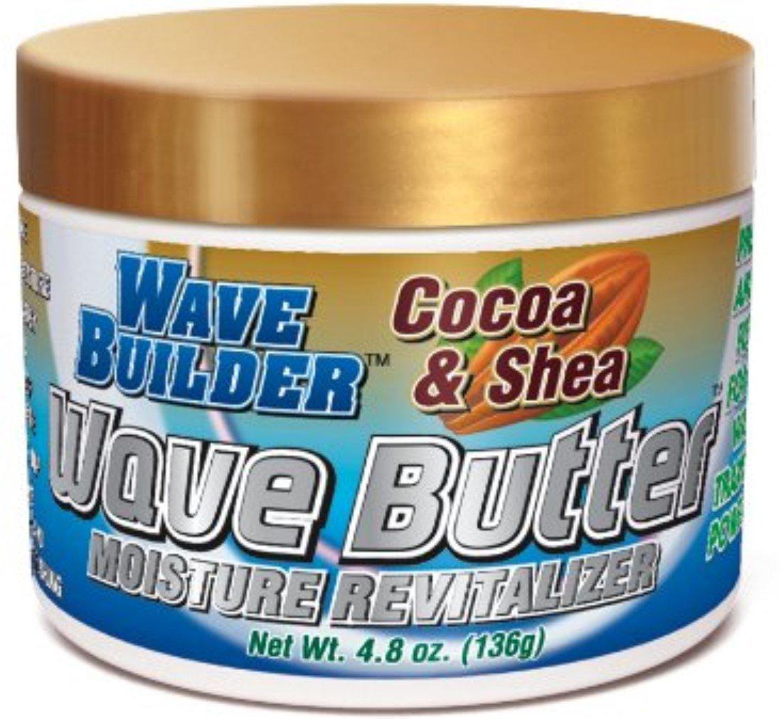 WaveBuilder Cocoa & Shea Wave Butter Moisture Revitalizer